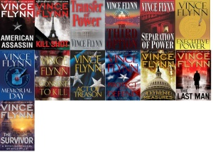 Vince Flynn books in order.jpg