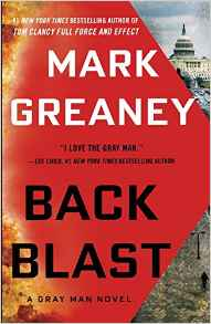 Back Blast Mark Greaney