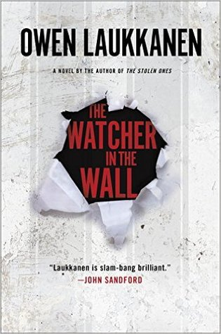 A Book Spy Review: 'The Watcher in the Wall' by Owen Laukkanen