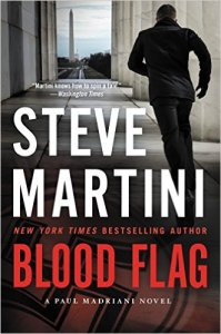 Blood Flad by Steve Martini