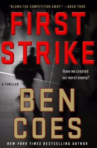 Ben Coes First Strike
