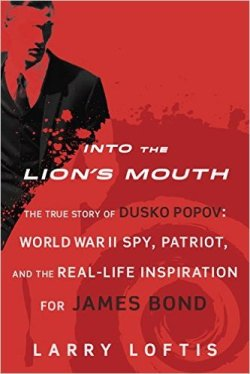 Into the lions mouth