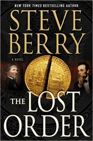 Steve Berry The Lost Order.jpg